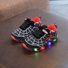 Load image into Gallery viewer, Kids Boys Sports With LED light