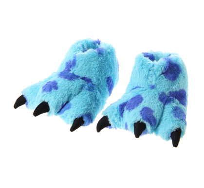 Home Slipper Paw Shoes