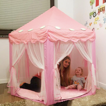 Load image into Gallery viewer, Portable children's tent princess castle
