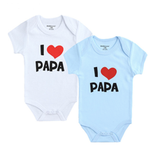 Load image into Gallery viewer, Newborn Baby Clothes Short Sleeve
