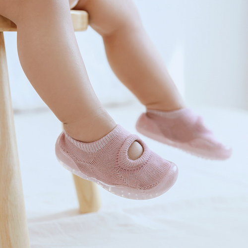 Non-slip soft bottom toddler floor shoes
