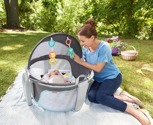 Load image into Gallery viewer, Baby Dome Is a Super-Portable Playard For Your Baby