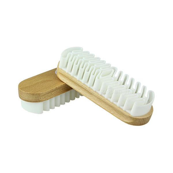 Leather Brush For Suede Boots Bags Scrubber