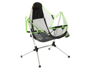 A Camping Chair That Swings and Reclines