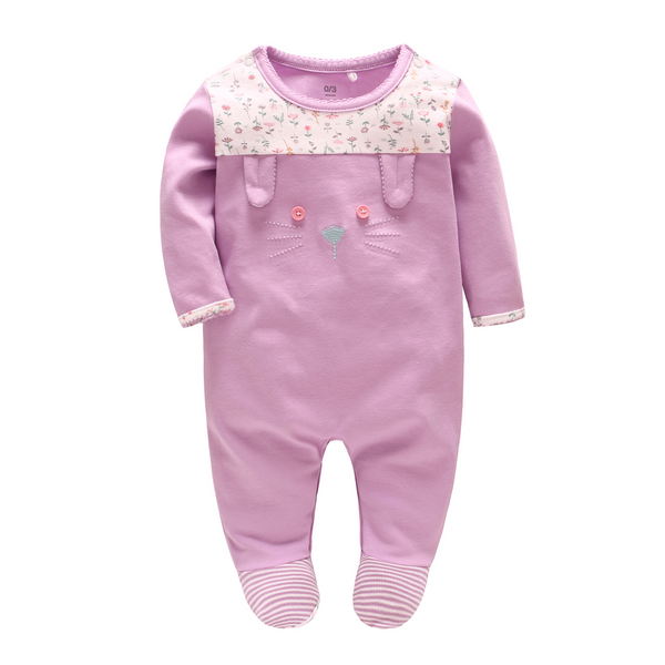 Newborn tender Babies girls clothes christmas baby rompers
