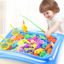 Load image into Gallery viewer, Children Boy girl fishing toy