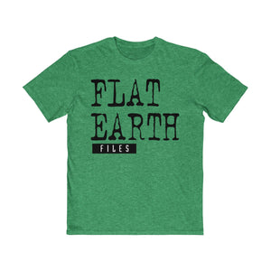 FE The Flat Earth Files, Men's Very Important Tee