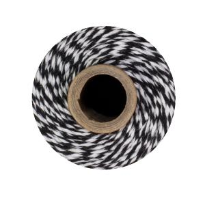 Black & White Bakers Twine