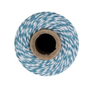 Light Blue & White Bakers Twine