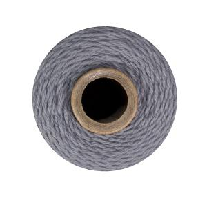 Solid Grey Bakers Twine