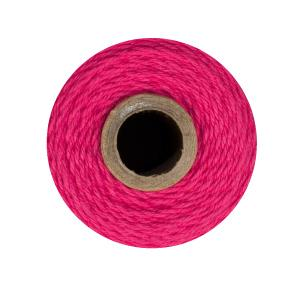 Solid Hot Pink Bakers Twine