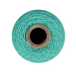 Solid Teal Bakers Twine