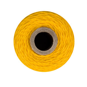 Solid Yellow Bakers Twine
