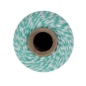 Teal & White Bakers Twine