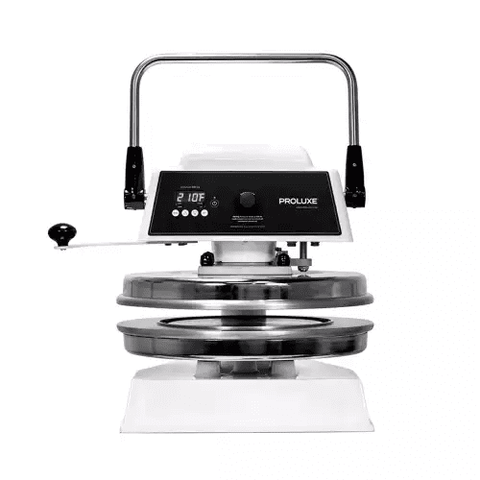 Proluxe (Doughpro) - Semi-Automatic Dual Heat Pizza Press - DP2010 - Make The Pizza