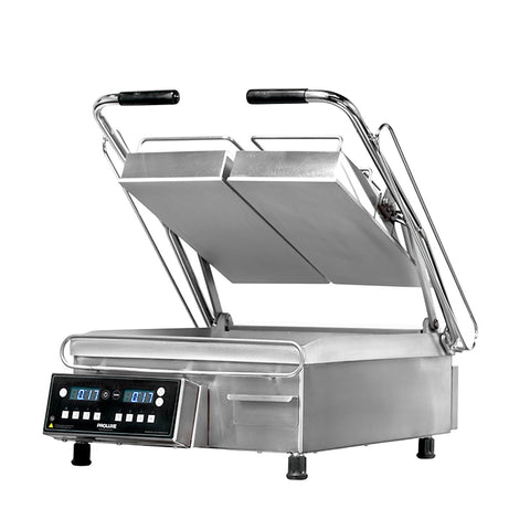 "Proluxe (Doughpro) -  20"" Smooth Split-Top Grill - SL1577 - Make The Pizza"