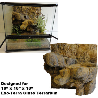 Custom 3D Backgrounds For Exo-Terra Terrariums