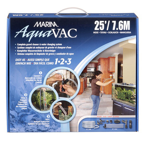 Marina AquaVAC Easy Clean Gravel Cleaner & Water Changers