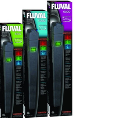 Fluval E Electronic Heaters are High Tech Aquarium Heaters