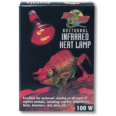 Zoo Med Nocturnal Infrared Spot Bulbs