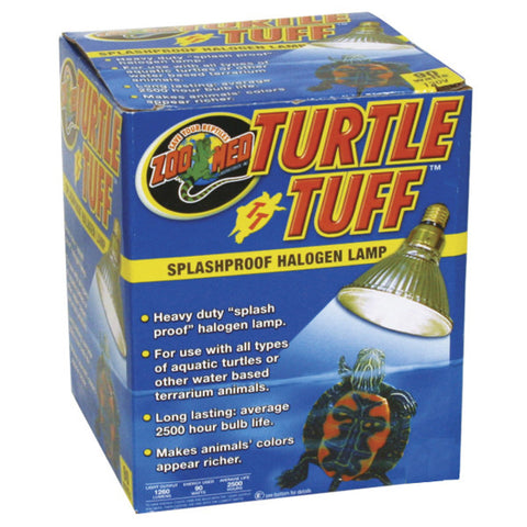 Zoo Med Turtle Tuff Halogen Lamp (Splashproof)