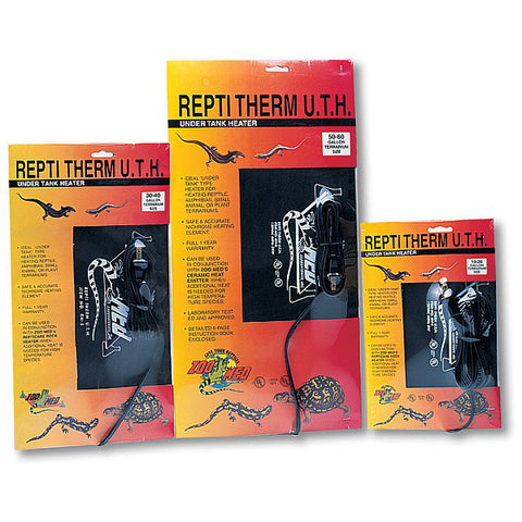 Zoo Med Repti-Therm Undertank Heaters