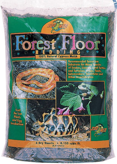 Zoo Med FOREST FLOOR Cypress Bedding (24 Quart)