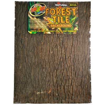 Zoo Med Natural Forest Tile Backgrounds