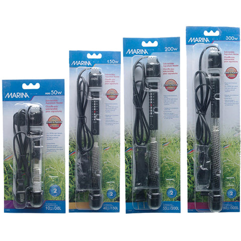 Hagen Marina Submersible Aquarium Heaters