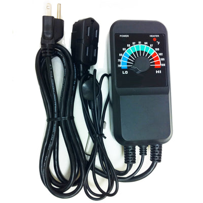 BAH-1000DC Reptile Thermostat With DC Chip Technology