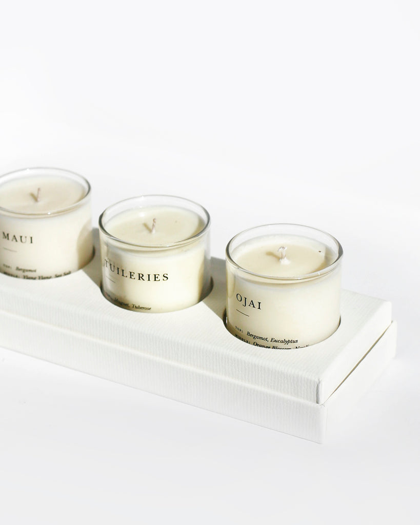 Escapist Votive Set 4-Pack