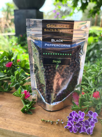 Single Grinders - Peppers - Gourmet Salts And Peppers