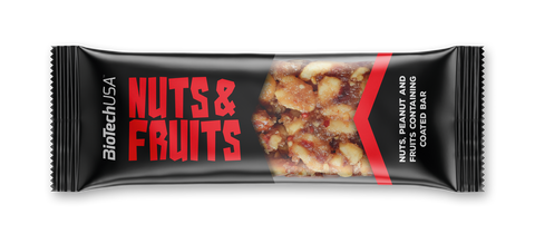Nuts & Fruits - 40g