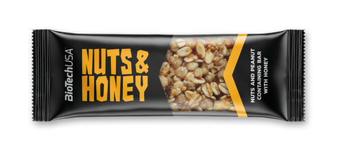 Nuts & Honey - 35g