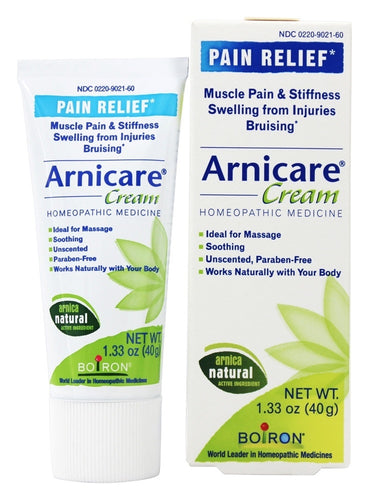 Boiron Arnicare Arnica Cream Pain Relief - 1.33 Oz.