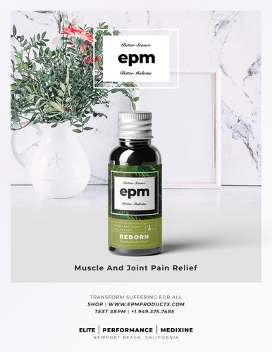 EPM Reborn - Muscle & Pain Relief