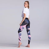 Geometric Shapes Legging