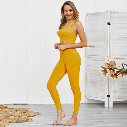 Yoga GYM Set Sportswear
