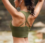 Women-workout- Sports-Bra-Leggings-Green-season