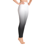 Women-MMA-BJJ-belt-ranked-leggings-white