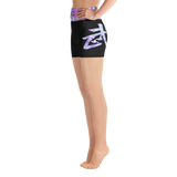 FDVA-Women-Alpha-Female-Workout-Shorts-side
