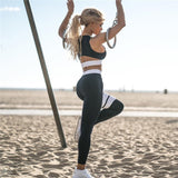 Tracksuit Solid Running and Fitness set