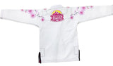 Cherry-Blossom-Women-BJJ-Gi-white-back