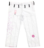 Cherry-Blossom-Women-BJJ-Gi-white-gi-pants
