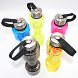 Dumbbell-shaped-water-bottle-colors
