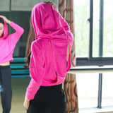 Athletic-Mesh-Jersey-Hoodie-hot-pink