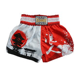 Ronin-Printing-Muay-Thai-Shorts-red