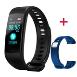 fitness-smart-watch-waterproof-black-additional-bracelet-blue