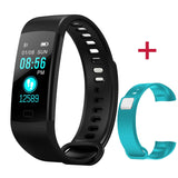 fitness-smart-watch-waterproof-black-additional-bracelet-green