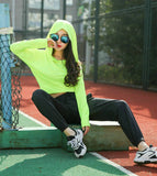 Athletic-Mesh-Jersey-Hoodie-neon-yellow